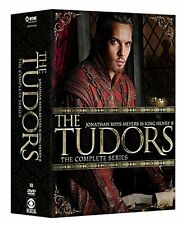 The Tudors: TV Show Complete Series DVD Boxed Set Collection Brand NEW!