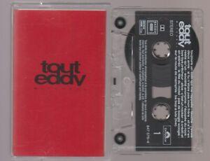 Eddy Mitchell Tout Eddy Cassette K7 Tape Mc Best Of Couleur Menthe A L'eau ..