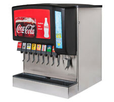 8 Flavor New Old Stock Ice Amp Beverage Soda Fountain System