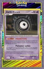 🌈Zarbi M - DP02:Trésors Mystérieux - 66/123 - Carte Pokemon Neuve Française