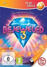 PC Computer Spiel ***** Bejeweled 3 *************************************NEU*NEW