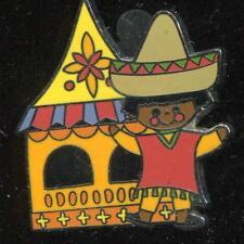 It's A Small World Mexican Boy Disney Pin 108571