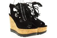 Igi&Co scarpe donna sandali con zeppa 78400/00 P17