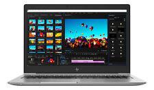 "HP ZBook 15u G5 15.6"", 512GB SSD, Intel Core I7-8550U 1.80GHz Mobile Workstation - Grey (2ZC06EA#ABU)"