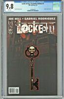 Locke & Key Facsimile Edition #1 CGC 9.8 Reprint 2008 Joe Hill Gabriel Rodriguez
