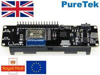 ESP8266 ESP32 Rev1 Silicon Nodemcu WiFi Module With 18650 Battery Holder