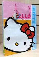 Busta regalo HELLO KITTY sacchetto cartoncino lucido medio 33x26x14cm.