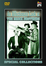 An Affectionate Look at the Marx Brothers - Classic TV DVD