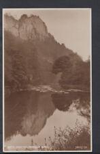 Derbyshire Postcard - High Tor, Matlock Bath     RS7417