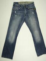 G-Star Jeans Destroy 'CORE CUSTOM' Medium Aged W30 L34 EUC RRP $289 Mens or Boys