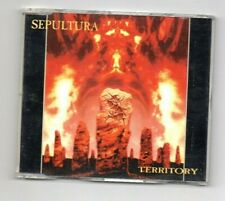 Sepultura – Territory Roadrunner Records  RR 2382-3  First Press Germany Import