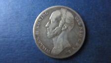 Niederlande  -  1 Gulden  -  1845  -  Silber  -  s-ss     (3255)