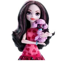 Monster High Puppe Doll Draculaura Ghouls Beast Pet New No Box Neu Ohne OVP