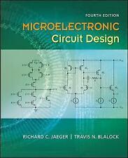 Microelectronic Circuit Design by Blalock, Travis, Jaeger, Richard. 0073380458 H