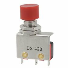 Dimart DS428 Electrical Red Push Button Wall SPDT Micro Limit Switch