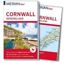 MERIAN live! Reiseführer Cornwall Südengland (2018)