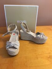 Micheal Kors Mid Wedge Sandal Size 8 Mdd