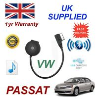 For VW PASSAT Bluetooth Music Streaming USB Module MP3 iPhone HTC Nokia LG Sony