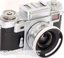 Lens Hood 40.5mm para Zeiss Biogon 1:4 .5 F = 21mm Biogon 1:2 .8 F = 3.5cm telémetros