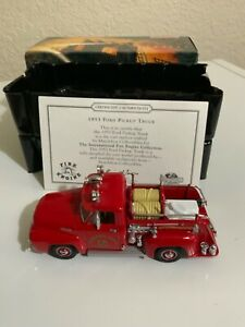 Matchbox Collectible 1953 Ford Pickup Truck-MOY-YFE14-M-COA