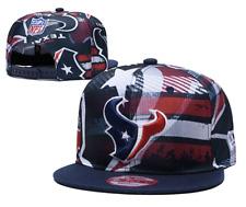 Houston Texans NFL Football Embroidered Hat Snapback Adjustable Cap