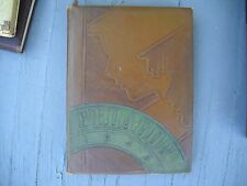 "1940 Southwest Texas Teachers College School Yearbook ""Pedagog"""