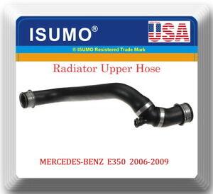 Radiator Coolant Hose Upper Fits:OEM#2115014782 Mercedes Benz E350 2006-2009