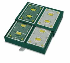 2020 Masters Golf Tournament Augusta National Playing Cards - 2 Decks