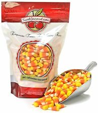 SweetGourmet Candy Corn - Halloween Candies Mellowcreme - 1lb FREE SHIPPING!