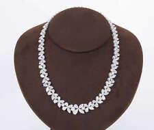 DIAMOND NECKLACE MULTI-SHAPE DIAMOND SET PRETTY DIAMOND NECKLACE SET DIAMOND