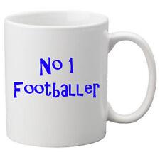 No.1 Footballer,  11oz Ceramic Mug.