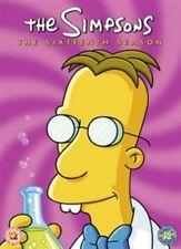 Simpsons Complete Season 16 Digital Versatile Disc DVD Region 2 F