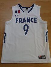 France Tony Parker #9 Basketball NBA AUTHENTIC Trikot Nike L Jersey Frankreich