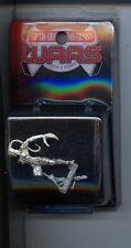 Sedition Wars Strain Phase 3 Exo-Form #1 Scythe Witch SWM3006 MINT Metal Mini