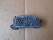 Citroen Grand Picasso 2008 Heater Blower Motor Resistor 9654652480