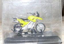 P21  Hongwell Cararama  Motorcycle 2000-2007  BMW F650 GS  Hongwell Bike Yellow