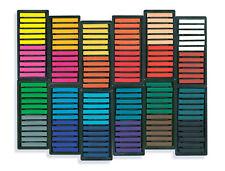 Sargent Art Artist's Colored Square Chalk Pastel Assorted Colors 144 count