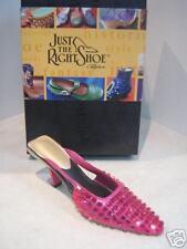 Just The Right Shoe by Raine - Midori, Magenta - 2002 *FREE SHIP!*