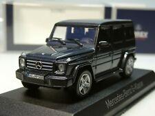 Norev Mercedes G-Modell dunkelgrau met. - 351342 - 1:43
