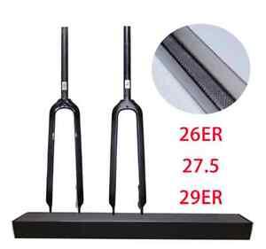"""Carbon Starrgabel 11/8""""  MTB Carbongabel 27,5"""" 440mm 460 Gramm"""