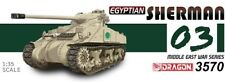 Dragon 1:35 3570: Panzer Egyptan Sherman