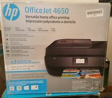 New HP OfficeJet 4650 Wireless All-In-One Printer Scan Copy Fax AirPrint Duplex