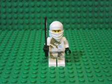 Zane DX Ninjago 2260 2171 White Ninja Dragon LEGO Minifigure Figure mini fig