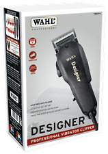Wahl Professional Designer Clipper #8355-400, Cuts Hair Wet or Dry, Taper Lever