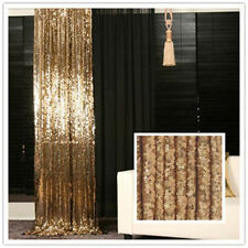 10FTx10FT Gold Sequin Photo Backdrop,Photography Background,Wedding Photo Booth