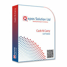 New Qepos Cash & Carry, Wholesale Till Software for Small/Medium/Large Business