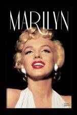 MARILYN MONROE HEAD SHOT 13x19 FRAMED GELCOAT POSTER ICONIC BEAUTIFUL MODEL ACT!