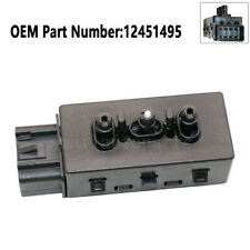 Genuine Power Seat Switch Front 12451495 For Chevy GMC Buick Saturn Cadillac