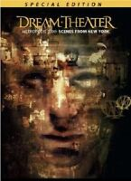 """DREAM THEATER """"METROPOLIS 2000 SCENES FROM NY"""" DVD NEU"""