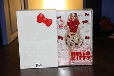Doll poupee barbie mattel Hello kitty ed. limitée Fashionistas signature 2017